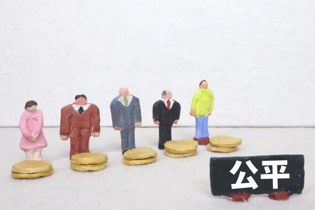 ソフト闇金の公平な融資対象